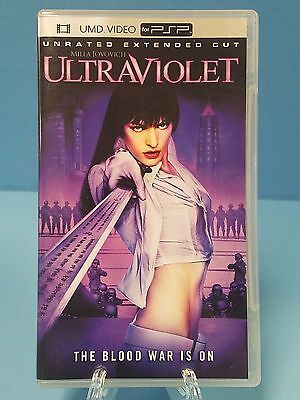Ultraviolet (UMD, 2006, Unrated Extended Cut) PSP