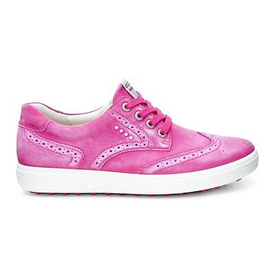Ecco Womens Casual Hybrid Golf Shoes Candy Madara Size 38 (UK 5-5.5)