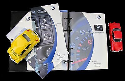 2005 VW Volkswagen JETTA with Navigation Owners Manual Set #O303