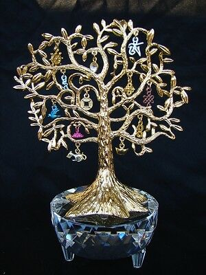 Feng Shui Wish Granting Tree with Lucky Charms