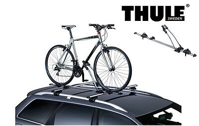 Genuine Thule Roof Top Mounted Bike Carrier - Freeride Ba 532 - Free Shipping!!