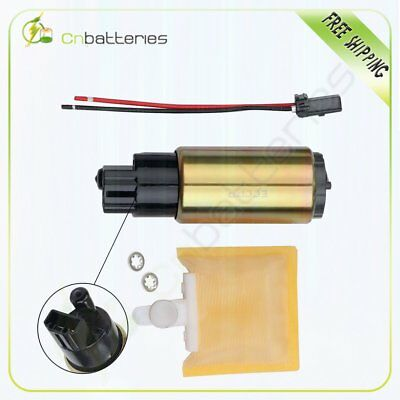 New Electric Fuel Pump With Installation Kit Universal E8213