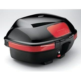 Genuine Honda VFR800 Top Box 45L - Black To suit Rothmans 2007 Only