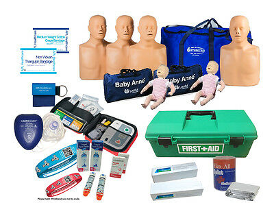 Provide First Aid CPR Manikin RTO Starter Pack