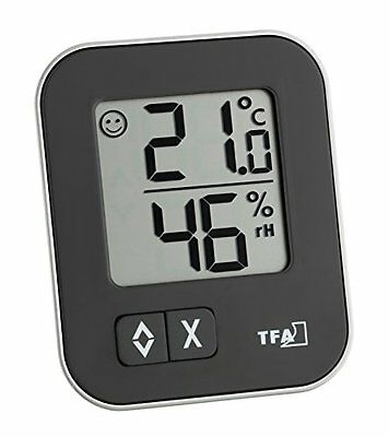 Digital Thermometer Hygrometer Temperature Humidity Measurement Outdoor Indoor