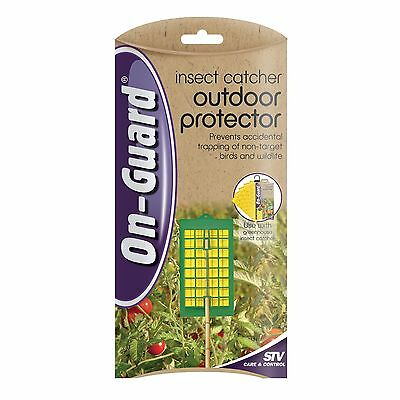 On-Guard INSECT CATCHER Outdoor Protector with Catcher Sheet, Easy to Mount