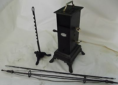 antique french clockwork rotisserie roaspit pin jack barbecue marseille