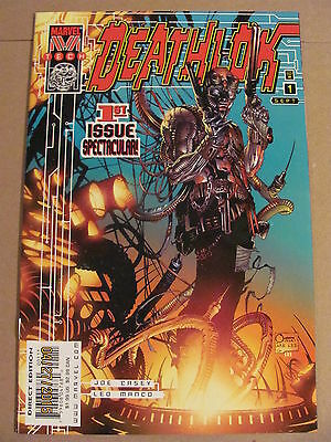 Deathlok #1 Marvel Comics 1999 Series 9.6 Near Mint+ Agents of SHIELD