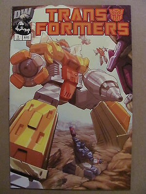 Transformers G1 #1 2002 Series 3rd Print Omega Supreme Variant 9.4 Near Mint