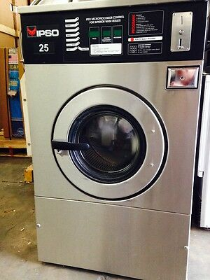 IPSO WE95 25# Coin Washer  2006