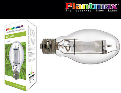 Plantmax 400W MH Conversion Grow Bulb (PX-MH400/LU/7200) - 22128-PM