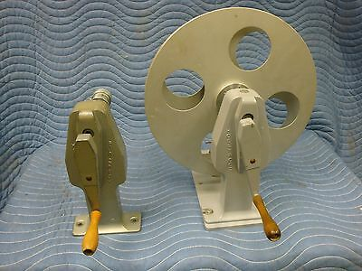 16mm/35mm Hollywood Film Company REWINDS with adjustable SPLIT REEL