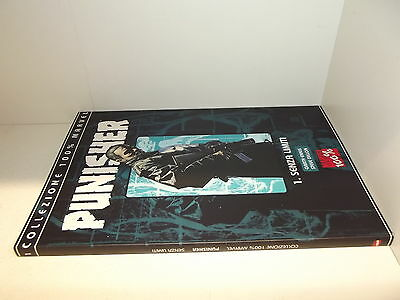 Punisher N. 1 -Senza Limiti-Ennis Dillon--Collezione 100% Marvel----G33