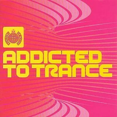Addicted to Trance Ministry of Sound Oiginal Audio Music CD Brand New Sealed