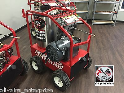 **CLEAROUT SALE** Easy Kleen 4000PSI Hot water Electric pressure washer