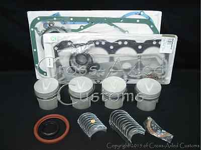 Land Rover Series 3 & Defender 2.5 NA Diesel Engine Motor Overhaul Rebuild Kit