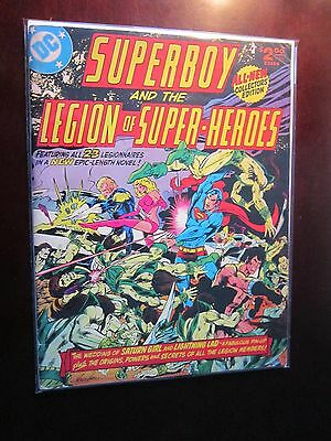 DC Superboy and Legion of Superheroes #C-55 - 6.0 - 1976