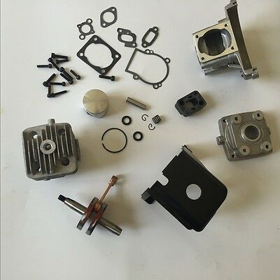 35CC UPGRADE KIT for TOP SPEED engine upgraded on the ZENOAH ROVAN 26 29 30.5cc