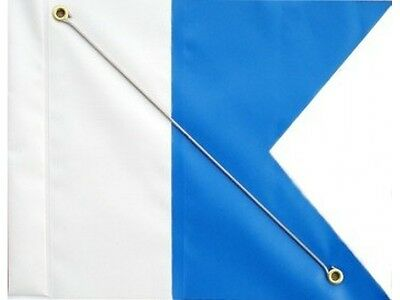 NEW Re-inforced Dive Flag