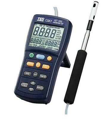 Anemometer Air Velocity meter hot wire anemometer tester Hot-Wire