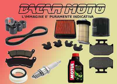 Cutting Kit Yamaha Xp T-Max 530 2016 Belt - Kit Air - Other