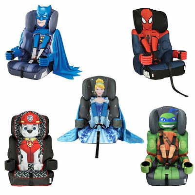 Kids Embrace Group 1 2 3 High Back Car Booster Seats 9-36kgs