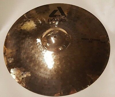 "Paiste Alpha Rock Crash 18"" Becken Cymbal"