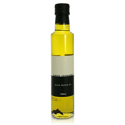 NEW Simon Johnson Black Truffle Oil 250ml