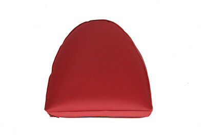 LML Star 125 150 200 Red Backrest Pads for 3 in 1 Carrier
