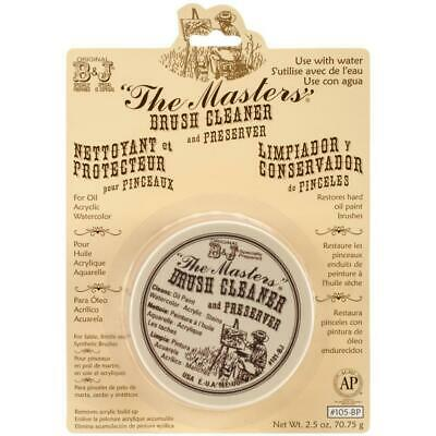 The Masters Brush Cleaner and Preserver - Large