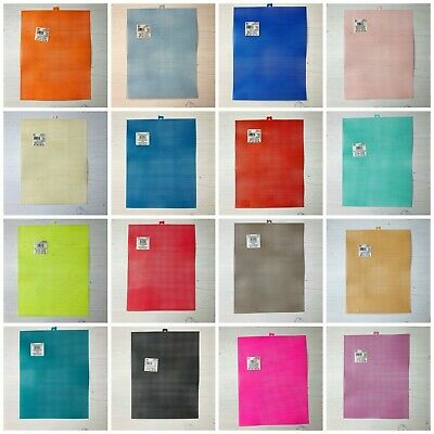 Darice Plastic Canvas 7 Count Assorted Colours