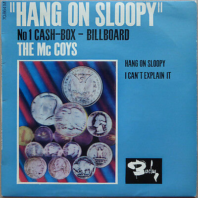 The Mc Coys - Hang On Sloopy / The Strangeloves - I Want Candy - Freak Beat RARE