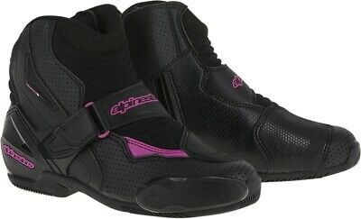 Alpinestars Stella SMX-1R Vented Boots - High Performance Motorcycle Apparel