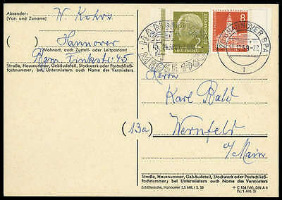 Berlin Nr. 187 u.a. Brief (1573007294)
