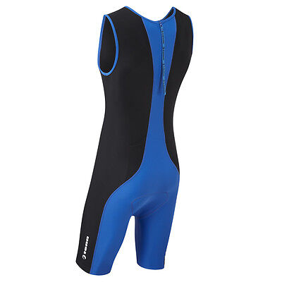 Tenn Mens Padded Triathlon Suit