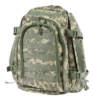 US Army Assault Pack Rucksack Kampftasche Packtasche ACU AT Digital Camo Tarn 4