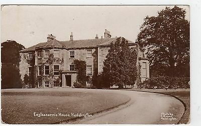 EAGLESCARNIE HOUSE, HADDINGTON: East Lothian postcard (C4897).
