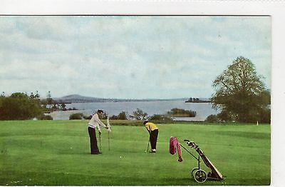 GOLKING, PARK HOTEL, VIRGINIA: Co Cavan postcard (C6294)