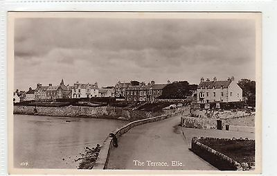 THE TERRACE, ELIE: Fife postcard (C5782).