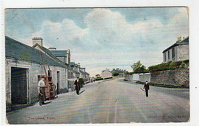 THE LOANS, TROON: Ayrshire postcard (C5834).