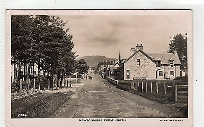NEWTONMORE: Inverness-shire postcard (C6455).