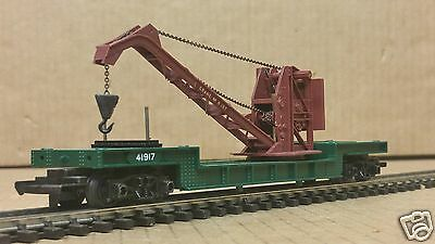 Tri-ang 'OO' / 'HO' Scale - R.560 Transcontinental 41917 Crane Car