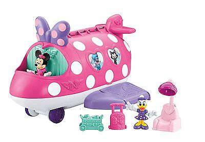 Disney's Minnie Mouse Bowtique: Polka Dot Jet Y1890-CO Fisher-Price