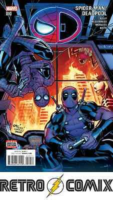 Marvel Spider-Man Deadpool #10 First Print New/unread Bagged & Boarded