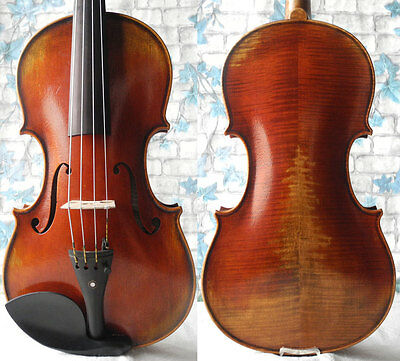 "15"" Professional antique handmade Viola 380mm, vintage varnish, deep tone"