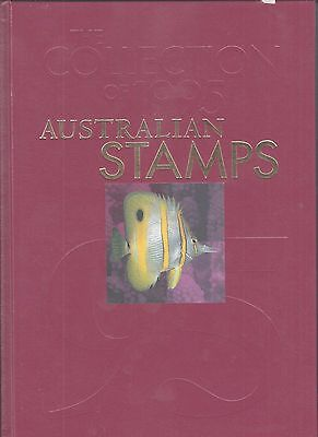 Australia  1995  Stamp Year Book Booklet and Self Adhesive Stamps Deluxe Edition