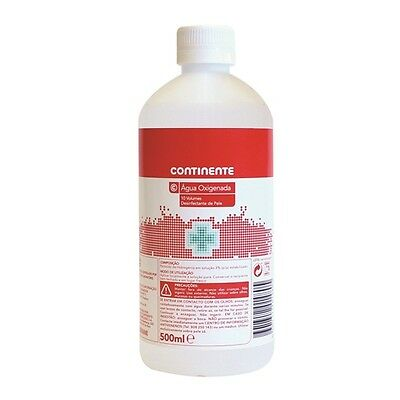 Hydrogen Peroxide Food Grade 500ml! First Aid Antiseptic Solution!