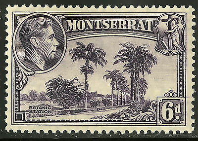 Montserrat   1938   Scott #  98a   Mint Lighty Hinged