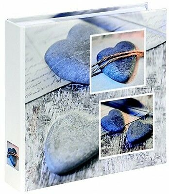 "Hama Catania Memo Photo Album 10x15cm 6""x4"" Holiday Wedding 200 Photos"