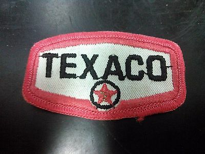 Texaco Gas Station Shirt Patch